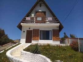 Cabaña en Monte Hermoso