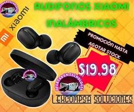 Audífonos inalambricos xiaomi