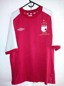 Independiente Santa Fe 2012 talla M