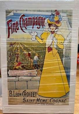 Vendo posters vintage como nuevos