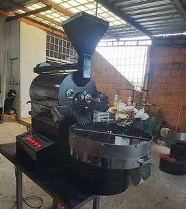 Pulverizador Tostadora de café cacao maní trilladora descascarilladora molino peletizadora