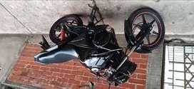 Vendo moto cb110 unico dueño