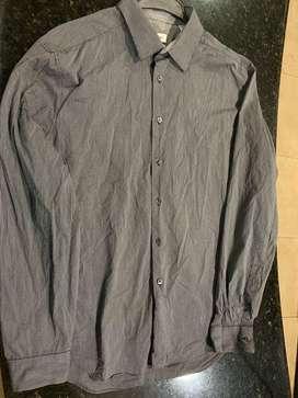 Camisa Calvin Klein Original Seminueva Talla L