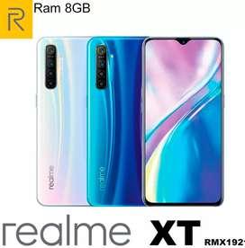 TELÉFONOS REALME XT NUEVOS(128x 8gb ram)