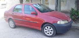 Fiat siena 2004 gnc aa dh