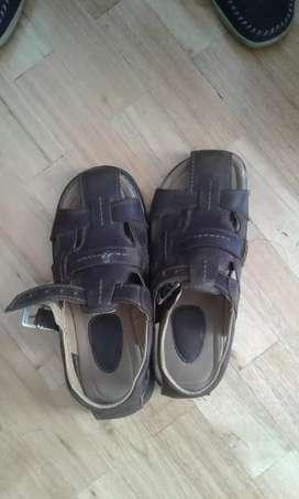 Sandalias para hombre tipo romano 2 pares