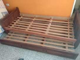 Algarrobo cama