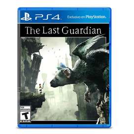The last guardian PS4 fisico