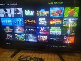 Vendo ps3 500 Gb juegos instalados