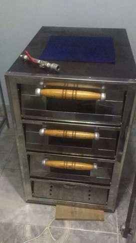 Técnico en  cocinas y hornos a gas
