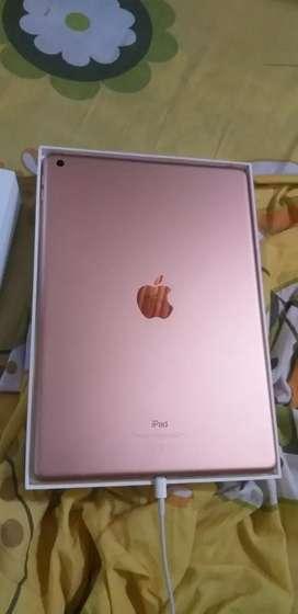 iPad 7ta generación 32gb dorado 9.8/10