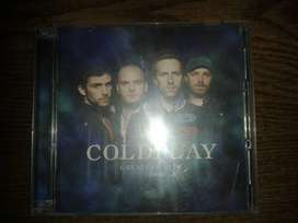COLDPLAY Great Hits CD (original)