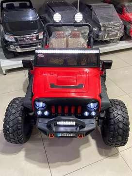 Auto Jeep a bateria