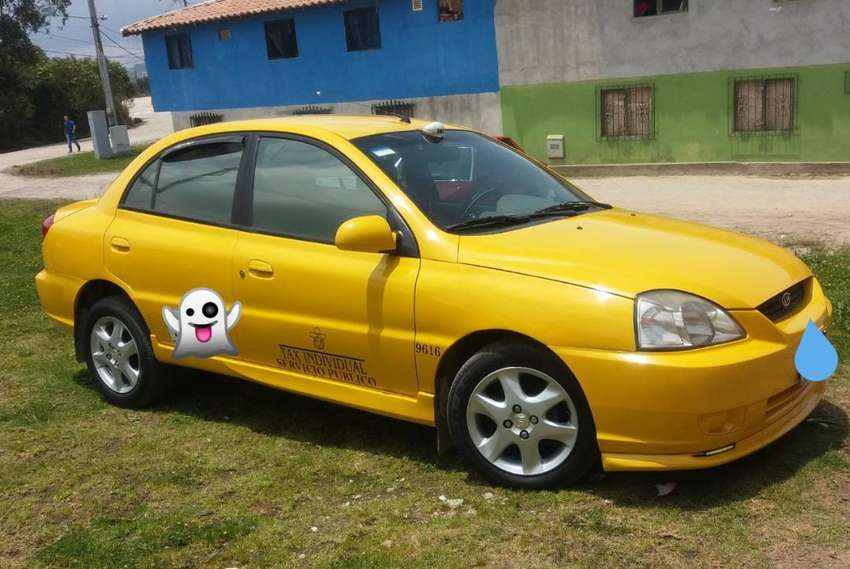 Taxi Kia Rio, TAX INDIVIDUAL, la estrella 0