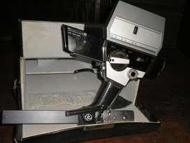 FILMADORA Super 8 mm,marca BOLEX 160,SUIZA,COMPLETA
