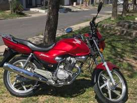 HONDA STORM IMPECABLE 2009