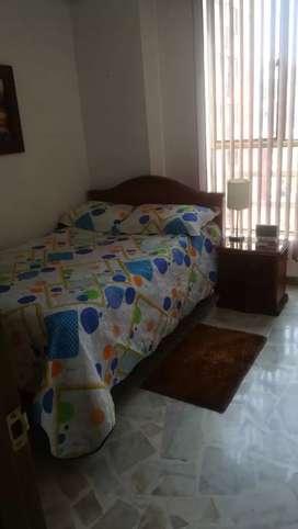 Se arrienda habitación en apartamento en villa pilar. Manizales