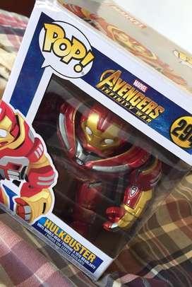 Funko pop #294 Ironman Hulkbuster Avengers infinity war marvel