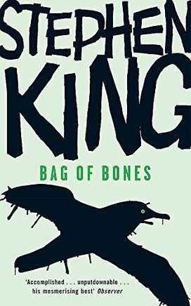 Stephen King Bag of bones (pasta dura)