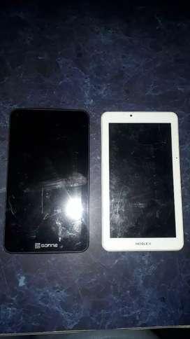 Vendo 2 tablets para repuesto