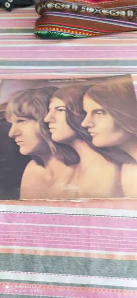 Long Play Vinilo de Emerson Lake E Palmer