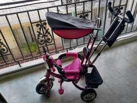 Triciclo Paseador Ganga