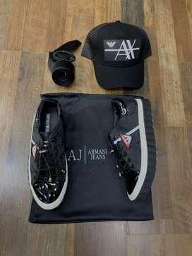 Zapatos Emporio Armani Hty