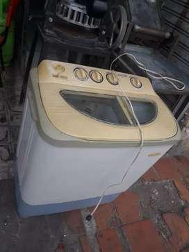 Lavadora 2 tinas
