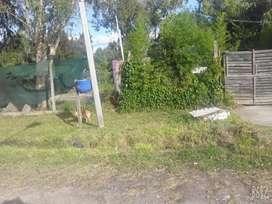vendo terreno con casa en el pato