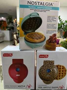 Wafflera Mini importada