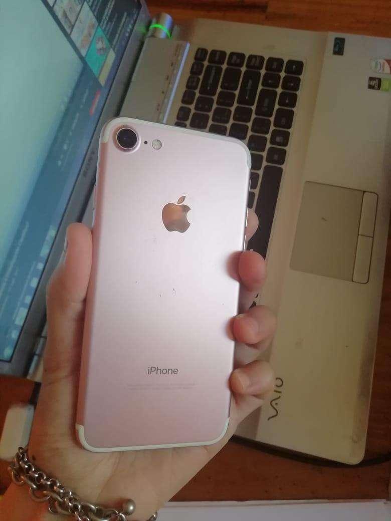 Iphone 7 rose gold 0