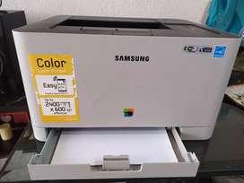 Impresora laser a color SAMSUNG wifi