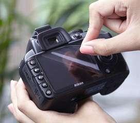 Expert Shield Protector Lcd Para Fujifilm Xh1 Crystal Clear