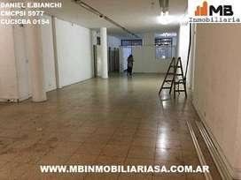BOEDO VENTA EXCEPCIONAL LOCAL CON SOTANO. Av. La Plata al 1100