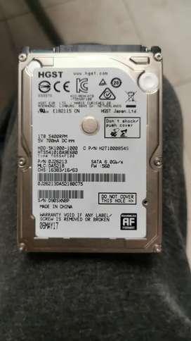 Disco duro SATA de 1 tb