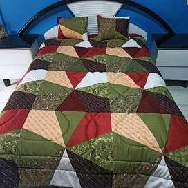 Cobertor  Estampado  con plumón de 2.5
