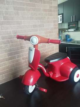 Triciclo Radio Flyer