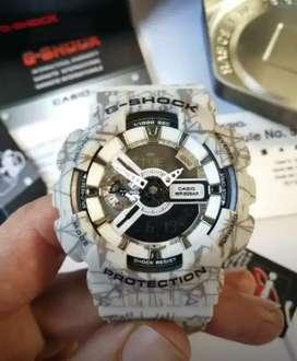 Reloj Casio G-shock GA 110cm-4a CAMU WHITE 100%ORIGINAL