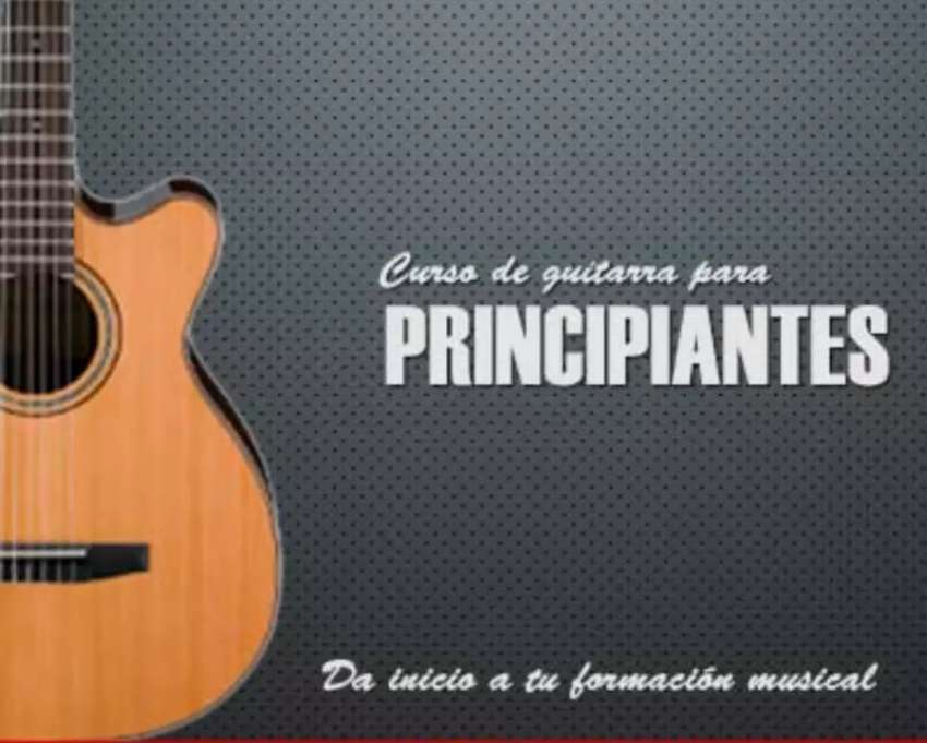 Clases de guitarra 0