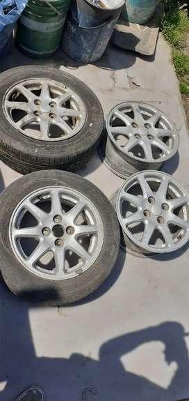 Llantas Toyota Corolla Originales