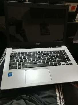 Carcasas + teclado Acer aspire E5-471