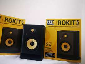 Monitores Rokit 5 - KRK