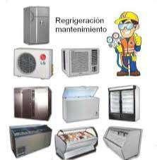 Reparación y Montajes de Refrigeración