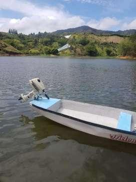 Vendo bote para pesca