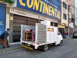 camioneta taxi mudanza