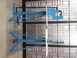 Troqueladora A Pedal/punzonadora A Pedal/prensa A Pedal