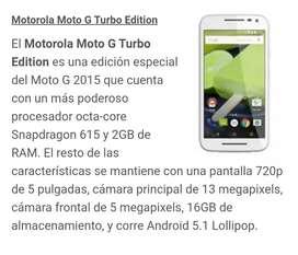 Motorola g3 turbo edition