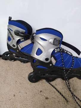 Vendo patines, scooters y pizarrónn lon.
