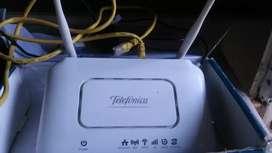 Router 2 antenas