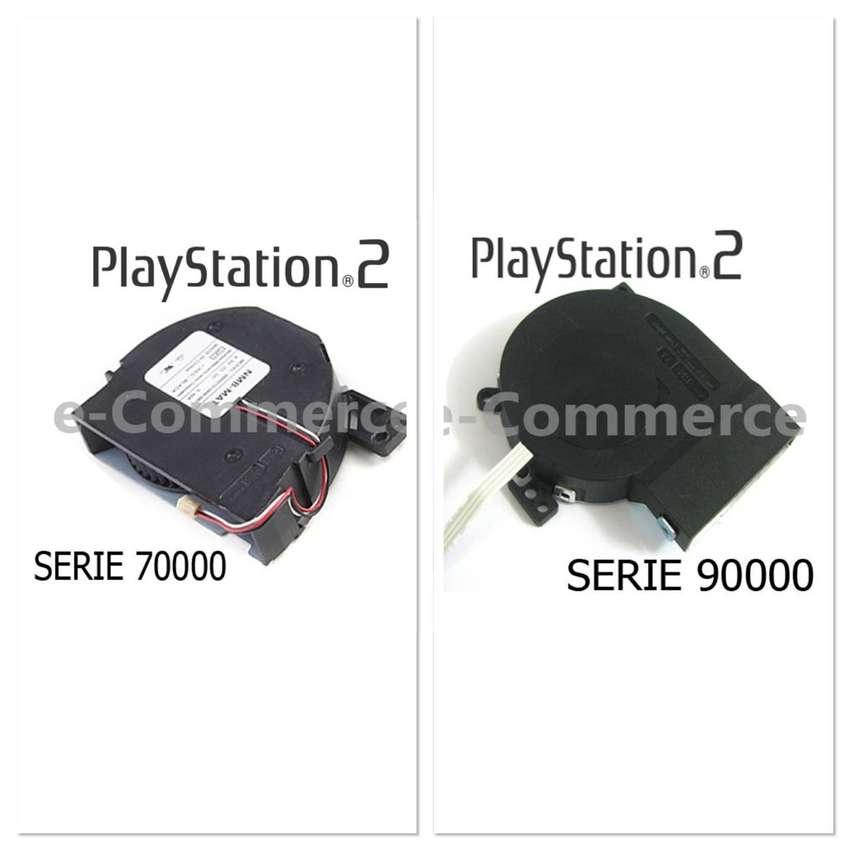 Ventilador Playstation 2 Ps2 Slim Play 2 Cooler 0